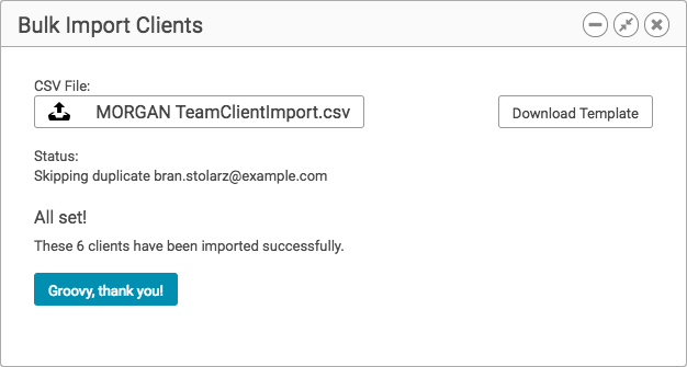 CoachAccountable Bulk Client Import